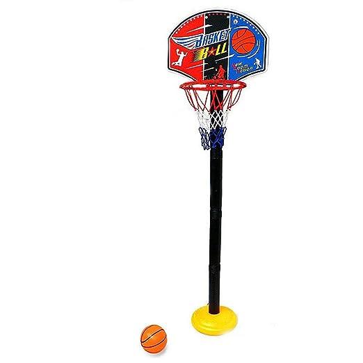 6 opinioni per TOYMYTOY Set gioventù basket Hoop basket portatile regolabile