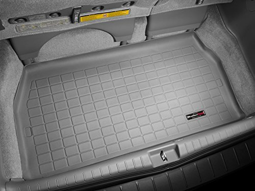 WeatherTech Cargo/Trunk Liner for 2004 - 2010 Toyota Sienna (Third Seat Well Area) Grey - ()