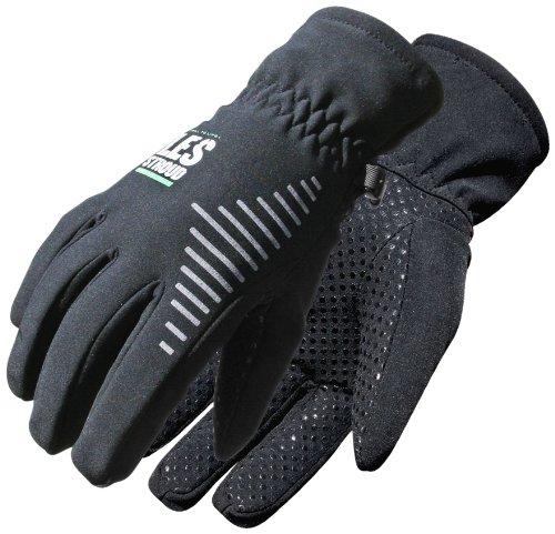 Les Stroud 14-9-3115-M Waterproof Sport Lined Glove, Medium
