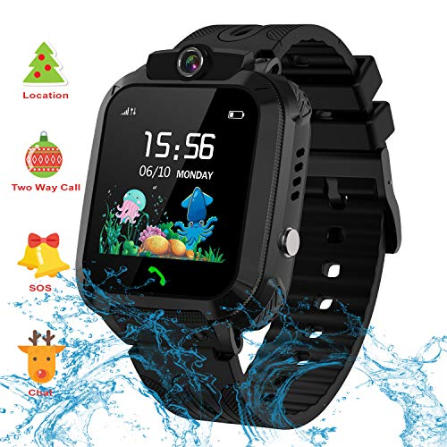 10 best gps kids tracker smart watch waterproof