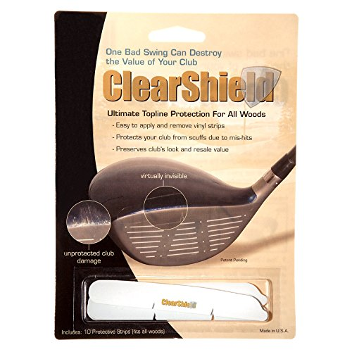 Clear Shield (Golf Protector Club)