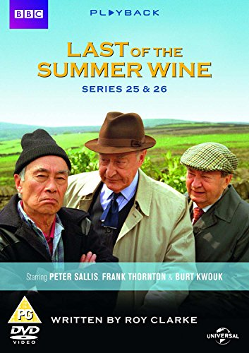 LAST OF THE SUMMER WINE SERIES 25 &