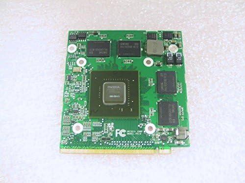 Amazon.com: NVIDIA GeForce 9600 M GT 512 M DDR3 G96 – 630-c1 ...