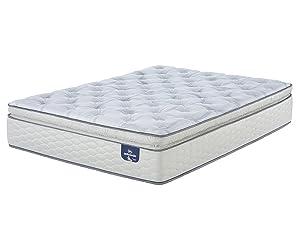 Sertapedic Super Pillowtop 300 Innerspring Mattress