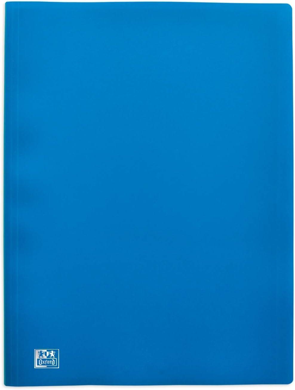 Elba Cartella/con 30 porta-documenti in polipropilene opaco formato A4 60 vues rosso