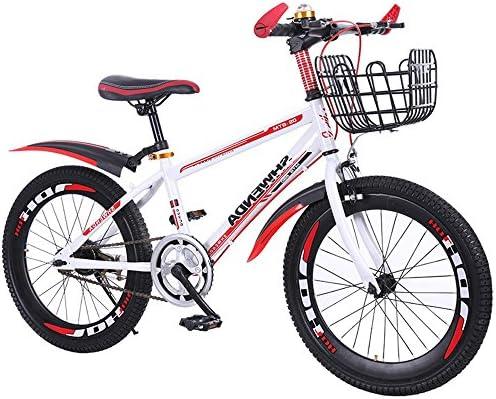 CivilWeaEU- Bicicleta para niños de 20/22 Pulgadas, 6-7-8-9-10-11 ...
