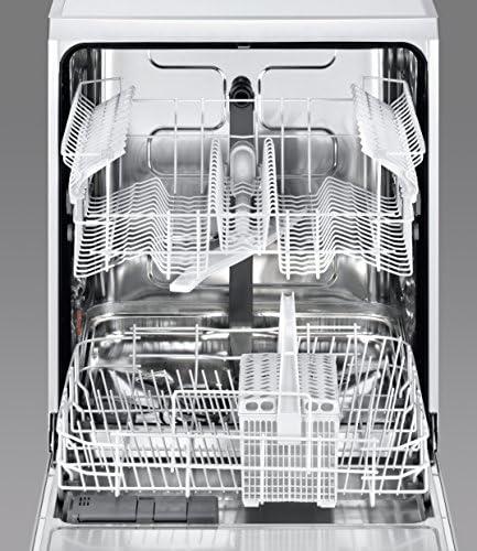 Zanussi ZDF14011WA Independiente 12cubiertos A+ lavavajilla ...