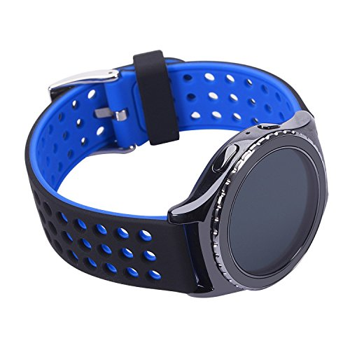 Moretek Release Smartwatch Replacement Blackblue