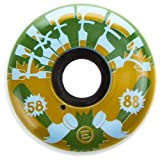 Eulogy Chris Haffey Vintage Pro Wheels (Set of 4), 58mm 88A