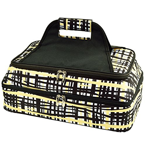 Picnic at Ascot - Two Layer - Hot/Cold Thermal Food and Casserole Carrier (Paris)