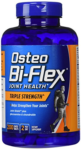 Osteo Bi-flex Tripe Strength Joint Comfort 200 Tablets by Osteo