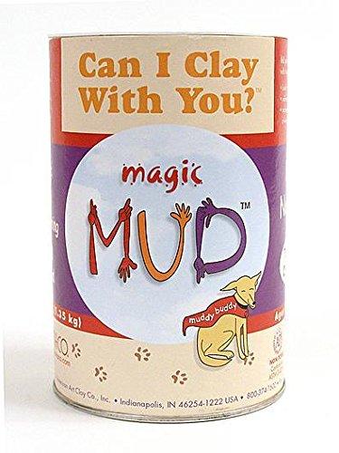 Amaco Magic Mud Mini Mud Pack 1 pcs sku# 1842556MA