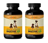 wellness dog treats puppy - DIGESTIVE AID - FOR DOGS ONLY - PROBIOTICS - BEEF FLAVOR - CHEWABLE - dog digestive support - 120 Chews (2 Bottle)