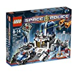 LEGO Space Police Central 5985