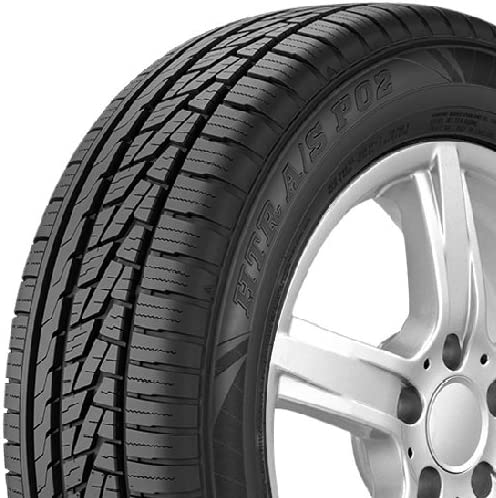 255//45-20 105W SUMITOMO HTR A//S P02 All-Season Radial Tire