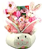 Gift Basket Drop Shipping SoBuLoYo-2 Some Bunny Loves You