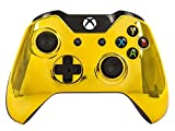 Custom GOLD Xbox One UN-Modded Controller Mod Chrome XB1 Customized Review