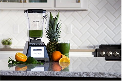 Blendtec Total Blender Classic, with FourSide Jar, Black by Blendtec (Image #2)