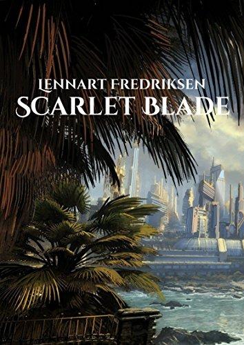 Norwegian Blade - Scarlet Blade (Norwegian Edition)