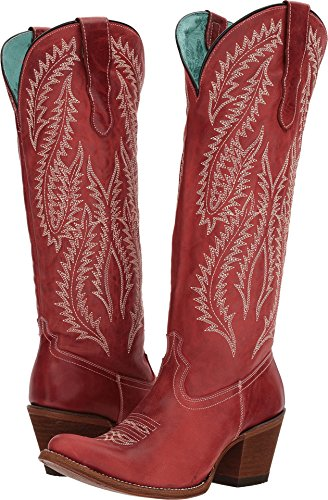 Corral Boots Women's E1318 Red 9 B US