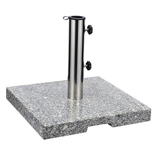 Anaterra-Sonnenschirmstnder-eckig-20-kg-Granit-Schirmstnder
