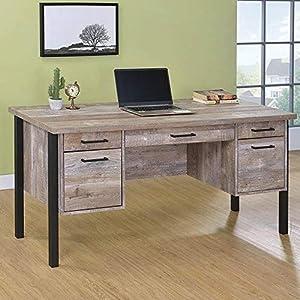 51%2B9NLzUwgL._SS300_ Coastal Office Desks & Beach Office Desks