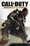 "Call Of Duty: Advanced Warfare - Framed Gaming Poster / Print (Game Cover) (Size: 24"" x 36"")"