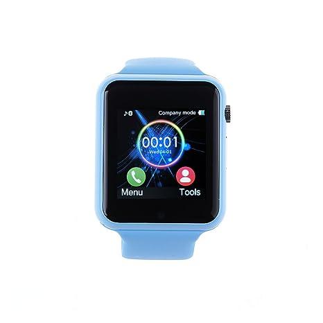 Reloj conectado Sport Smartwatch Compatible con Android ...