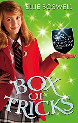 book cover of A Box of Tricks