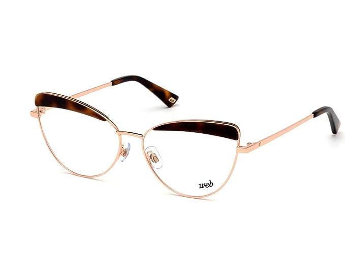 selezione premium 3b7cb 75769 Web Eyewear Occhiali da vista Montatura WE5284 033: Amazon ...