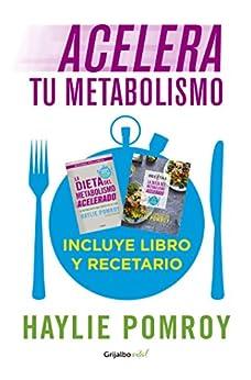 Acelera tu metabolismo (Paquete digital) (Colección Vital): Incluye libro y recetario de [Pomroy, Haylie]