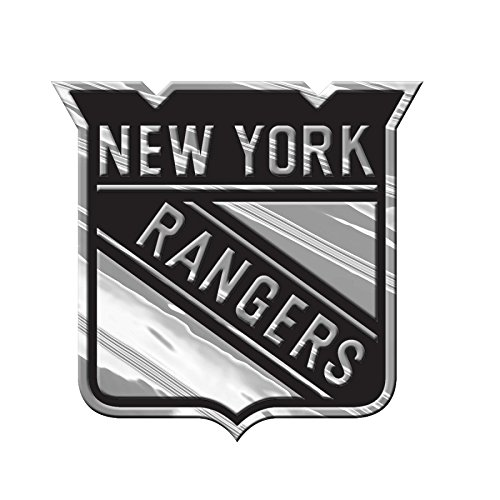 NHL New York Rangers Chrome Automobile - York Outlet Mall New Jersey
