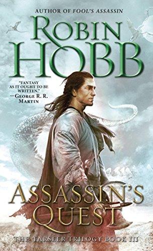 """Assassin's Quest (The Farseer Trilogy, Book 3)"" av Robin Hobb"