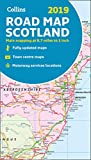2019 Collins Road Map Scotland