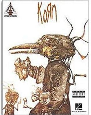 Hal Leonard Korn libro de canciones para guitarra Tab (estándar ...