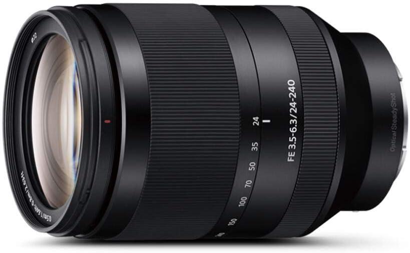Sony FE 24-240mm f/3.5-6.3 OSS Lens International Model No Warranty