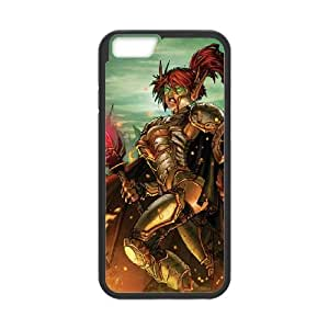 world of warcraft iPhone 6 4.7 Inch Cell Phone Case Black PSOC6002625709218