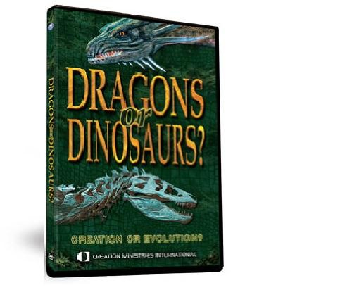 Dragons or Dinosaurs? Creation or Evolution?