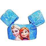 CONHENCI Swim Aid Vest Trainer Life Jacket Floaties for Toddlers(Frozen)