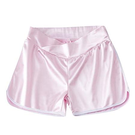 UFODB - Pantalones cortos de deporte para mujer, para verano ...