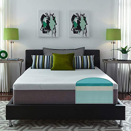 Slumber Solutions Choose Your Comfort 14-inch Gel Memory Foam Mattress Plush King