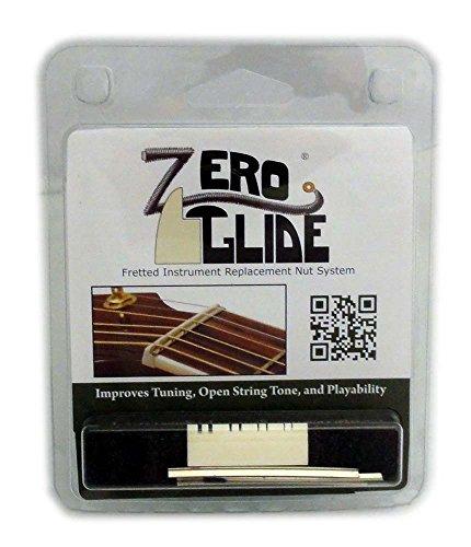 Zero Glide Slotted ZS-10 Mandolin Nut System by Zero Glide