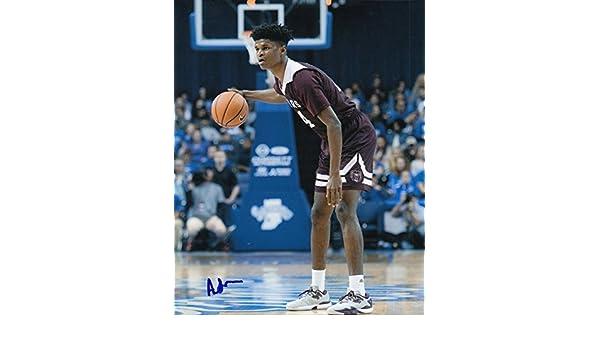 Sports Mem, Cards & Fan Shop Alize Johnson Signed Missouri State Bears 8x10 Photo Autographed 18 Nba Draft 3 Autographs-original
