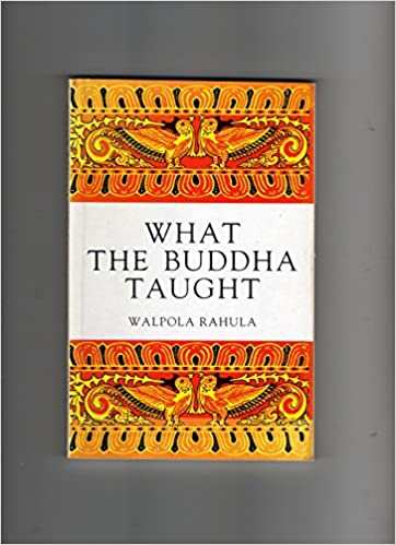 What Buddha Taught