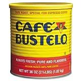 Cafe Bustelo dark...