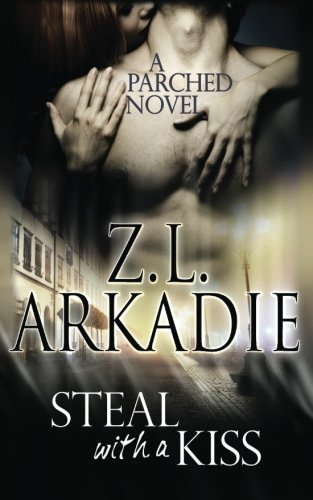 book cover of Steal With a Kiss