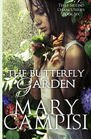 book cover of The Butterfly Garden