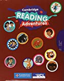 img - for Cambridge Reading Adventures Purple, Gold and White Bands Adventure Pack 5 with Parents Guide book / textbook / text book