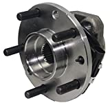 4x4 Models New Front Wheel Hub and Bearing Assembly 5 Lug W/ABS for [97-05 Blazer 4x4] [98-04 S10 4x4] [97-01 Jimmy 4x4] [98-04 Sonoma 4x4] [98-00 Hombre 4x4] [97-01 Bravada]