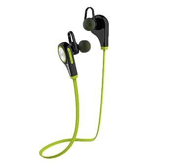 OXOQO Bluetooth 4.1 Auriculares Estéreo Inalámbricos Deportes Auriculares Sweatproof Auriculares con Micrófono Incorporado, Universal Compatible